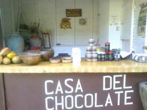 escursione nel cioccolato