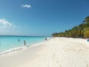 nel viaggio in repubblica dominicana con zaino in spalla ci sarà anche l'isola di saona