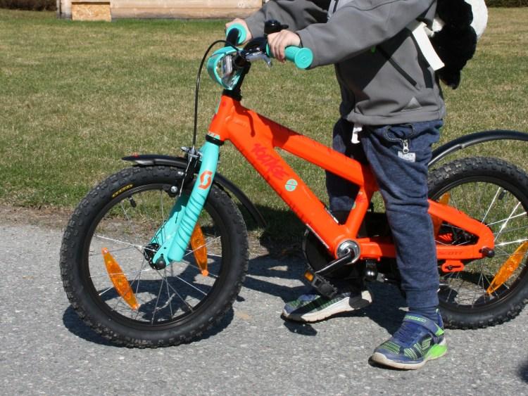 richtige sattelhöhe für fahrrad anfänger