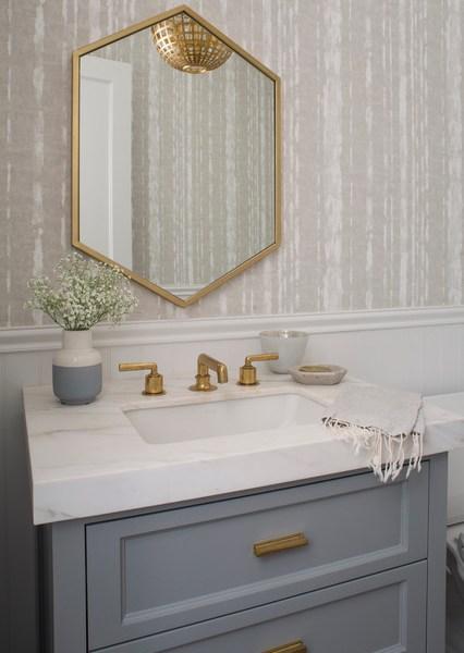 Compact Bathrooms Can Look Fantastic!