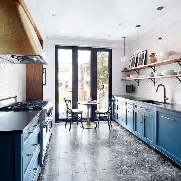 A Fantastic Bistro Style Kitchen