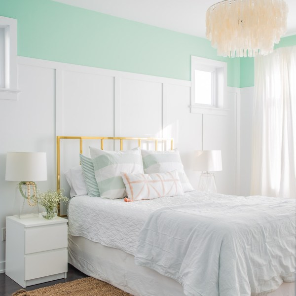 An Affordable Bedroom Makeover!