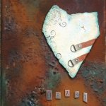 Rusty Stone Heart - Daniela Rogall