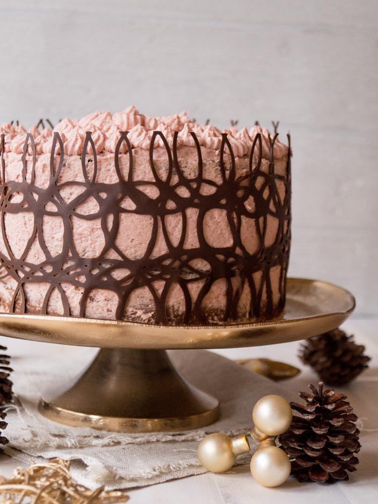 Punsch-Schoko-Torte