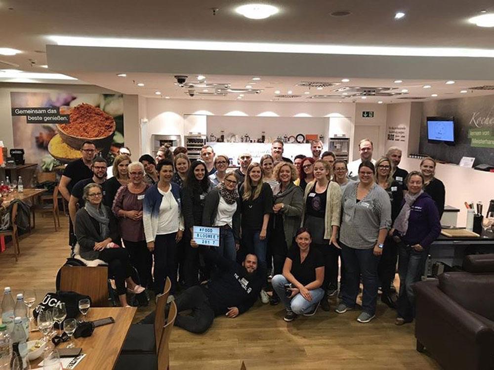 Food.Blog.Meet im Ruhrpott und sieben erste Male
