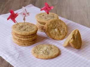 White Chocolate Cookies