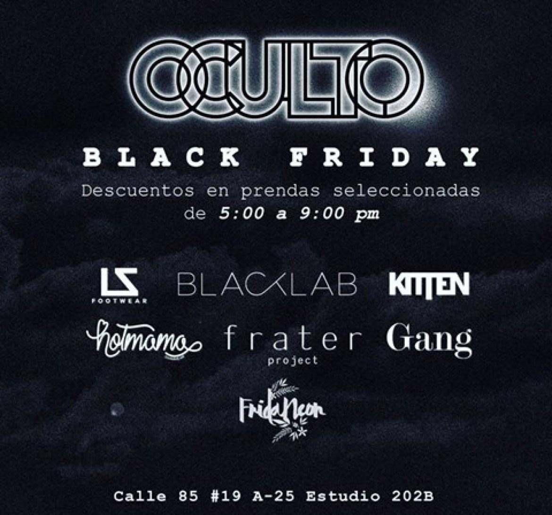 BLACK FRIDAY COLOMBIA - DESCUENTOS MODA COLOMBIA - DANIELASTYLING 4