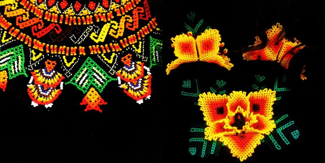 collares artesanales colombia