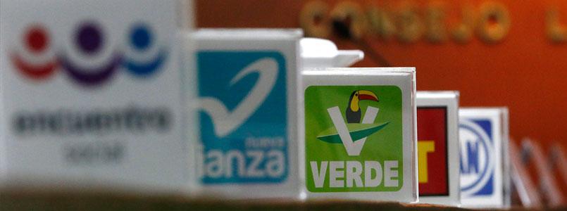 Suscribe Daniel Ávila iniciativa para reducir financiamiento a partidos políticos*