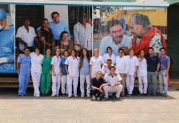 Jornada Internacional de Salud Bucal en Progreso