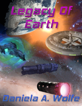 The Legacy of Earth series.