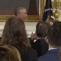 Obama Gives Biden Medal of Freedom