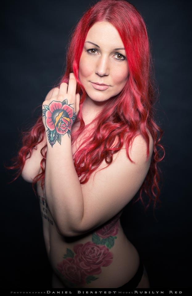 Tattoo Akt mit Ilona | Daniel Bierstedt