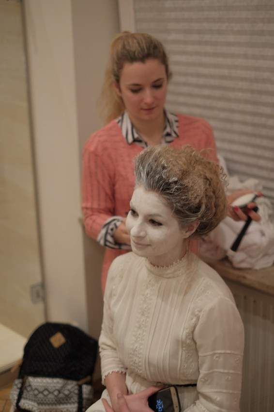 Making Of BTS Hotel Fashion Project by Jens Kirch