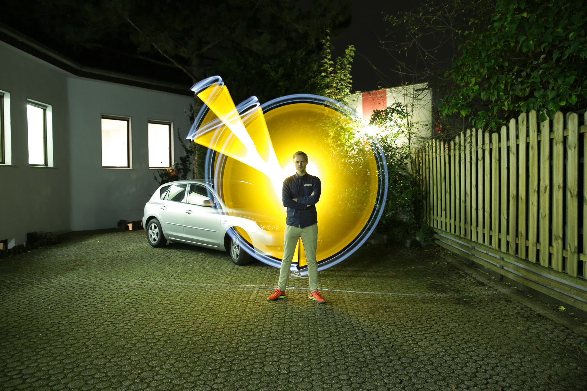 Studioabend 10 Lightpainting
