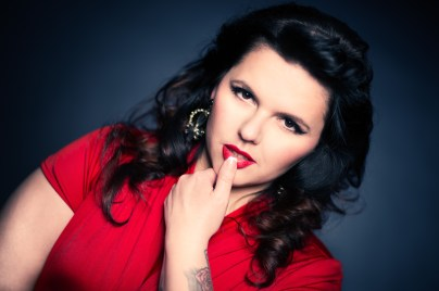 Anni van Kitten for the 50s Plus Size Project