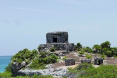 Mayan city ruins_Tulum_recording 2_db