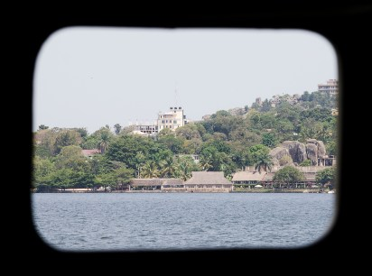mwanza coasline through ferry portal