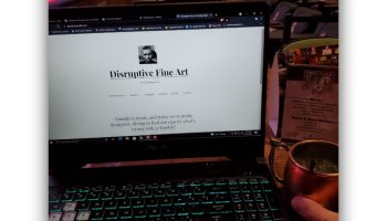 Disruptive Fine Art