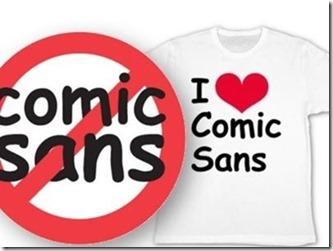 comicsans