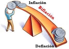Deflación, inflación... ¡Depende!