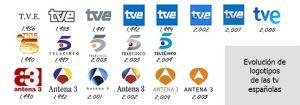 logos televisiones