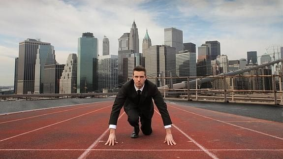 Soy directivo y deportista. Los runners y triatletas más activos.
