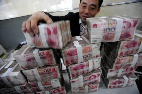 China se compra el mundo.