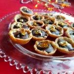 Christmas Cheesecake (Cranberry & White Chocolate)