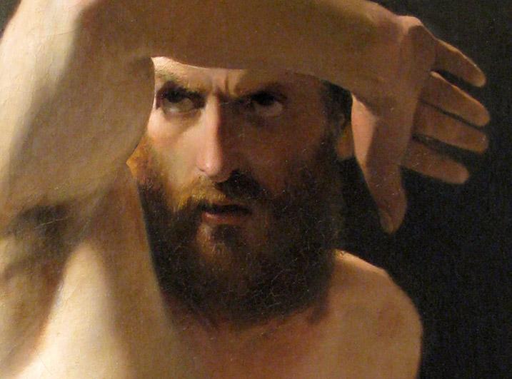 Nello Zohar è scritto che Caino era un ibrido generato da una scimmia?