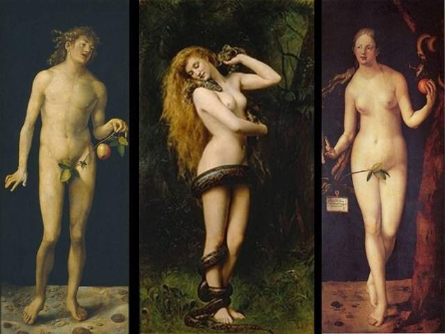 Lilith, la prima moglie di Adamo, è la protagonista del peccato originale