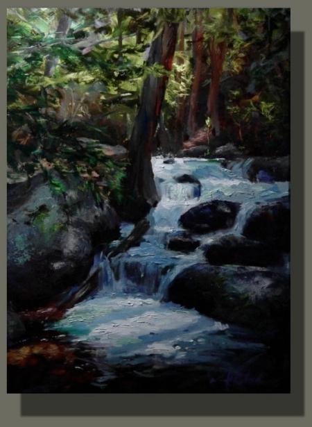 Landscape Paintings By Artists Daniel Edmondson