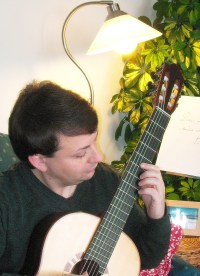 Bach and Guitar