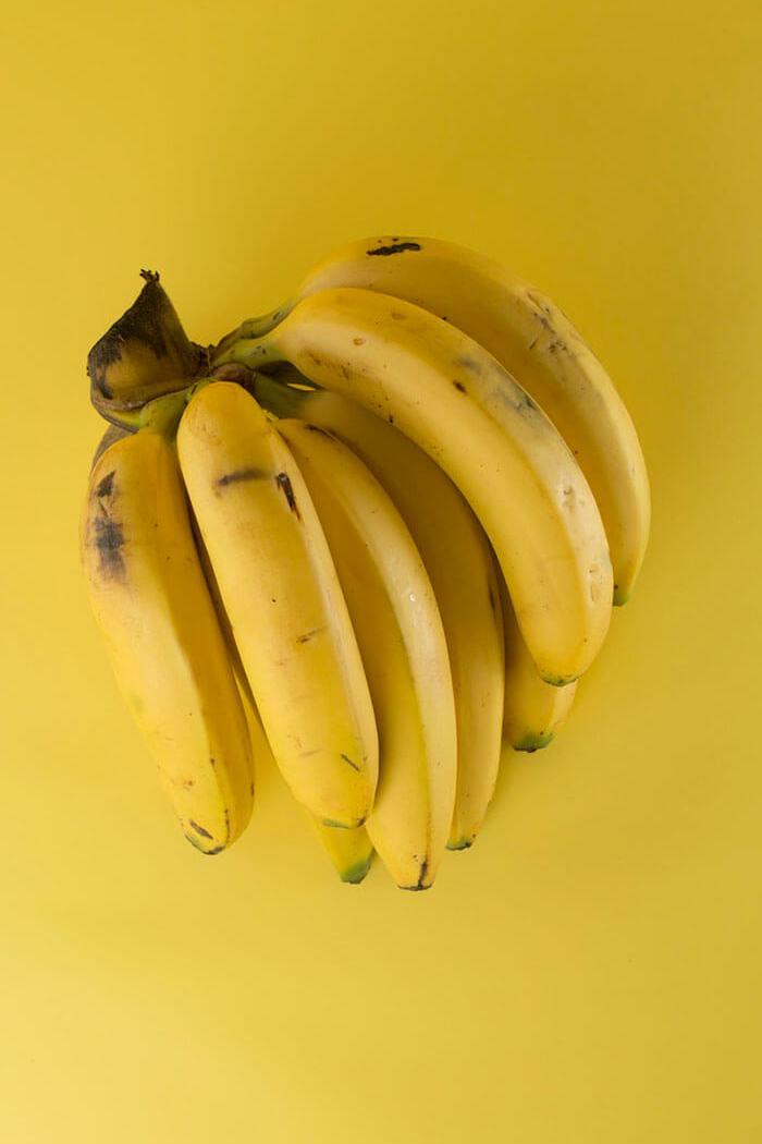 Bolo de banana com aveia sem lactose