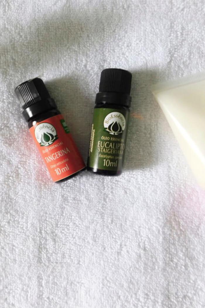 Desodorante natural e hidratante para pele oleosa num só produto!