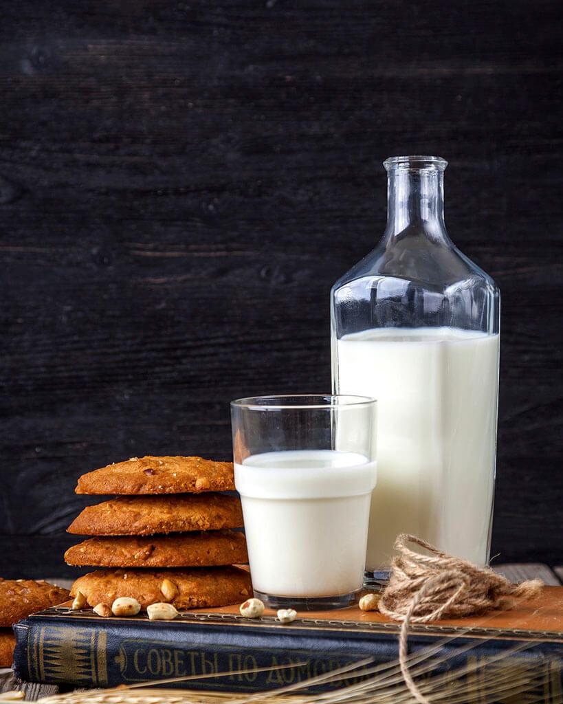 leites vegetais