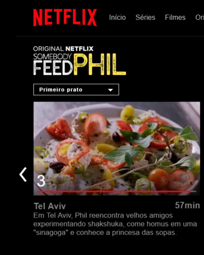 Somebody Feed The Phil Tel Aviv