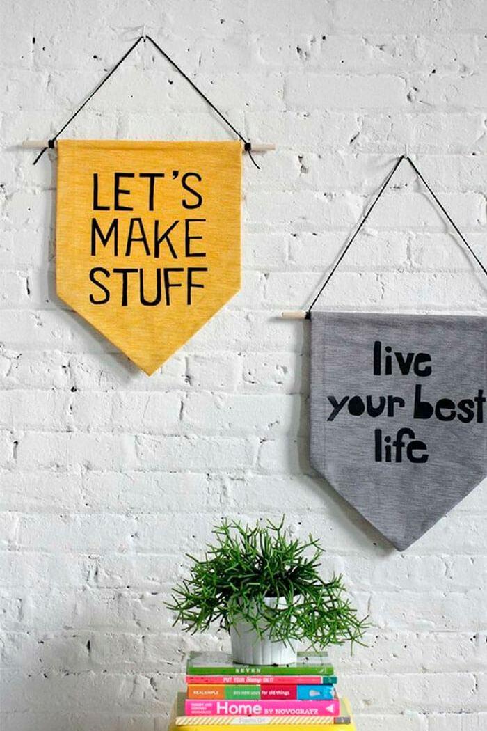 Flâmula decorativa: onde comprar e como fazer