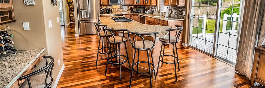 cozinha open concept