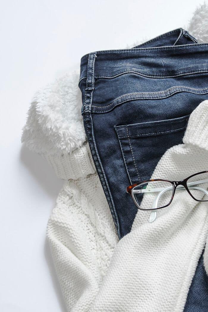 Guarda-roupa funcional :Seja seletiva com o que compra