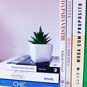 livros de moda