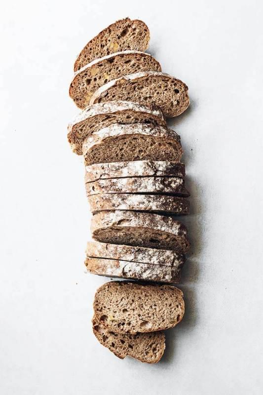 pão australiano sem glúten