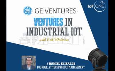 Industrial IoT Spotlight – Podcast Interview with Erik Walenza