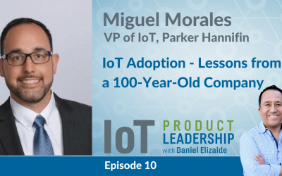 IoT Adoption – Lessons from a 100-Year-Old Company