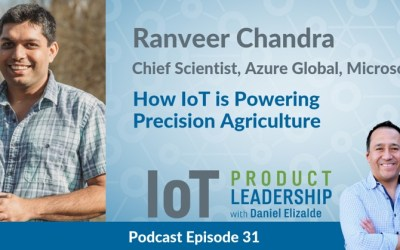 How IoT is Powering Precision Agriculture