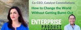 EnterpriseProduct Leadership - How to change the world - 400