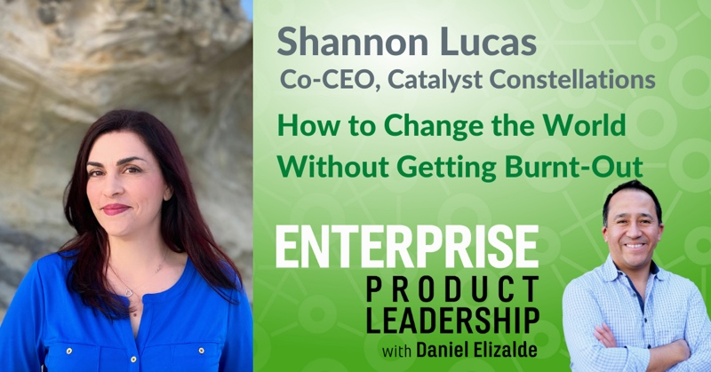 EnterpriseProduct Leadership - How to change the world - 800
