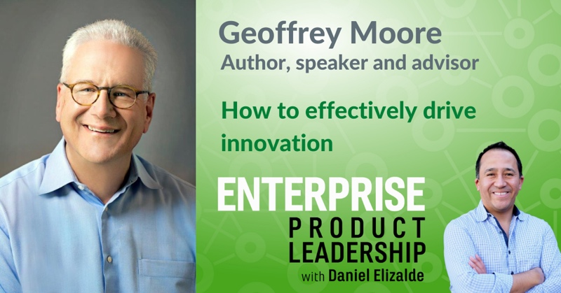 Enterprise Product Leadership - Drive Innovation 800