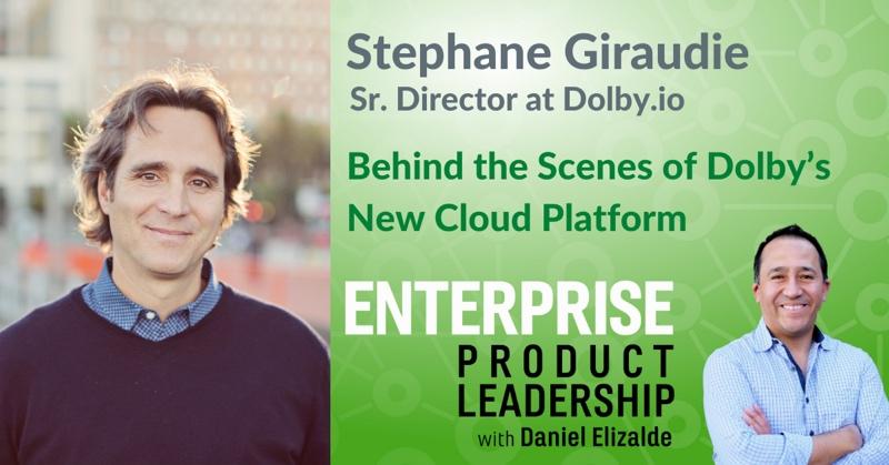 EnterpriseProduct Leadership - Dolby 800