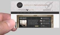 Web como tarjeta de presentación
